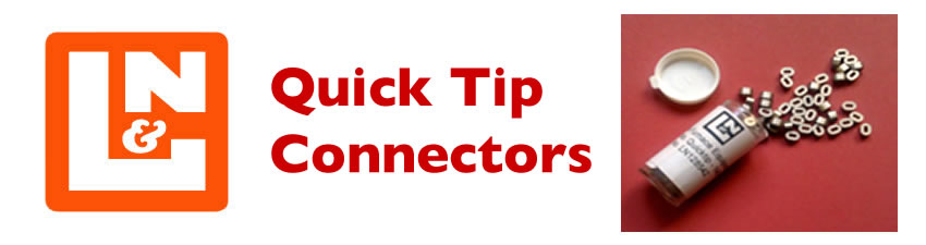 Quick Tip Connectors